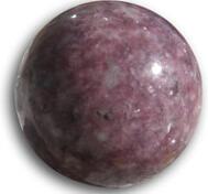 Lepidolite Crystal ball
