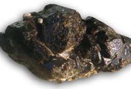 Melanitgranat kluster