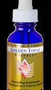 Golden Topaz - Expanding Awareness