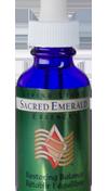 Sacret Emerald - Restoring balance